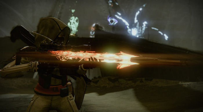Destiny's PlayStation Exclusive Sniper is Kind of Insane